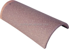 Spanish clay curved roof tile price