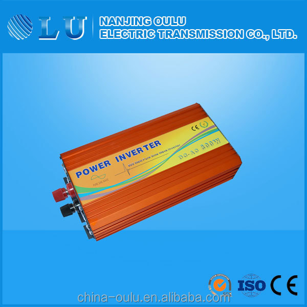 800w 12vdc to 240vac pure sine wave inverter with inbuilt charger and UPS function