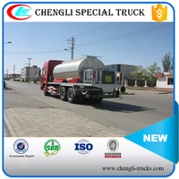 Direct factory HOWO 6*4 371 hp13000 liter 13m3 13Tons Asphalt Patching Truck