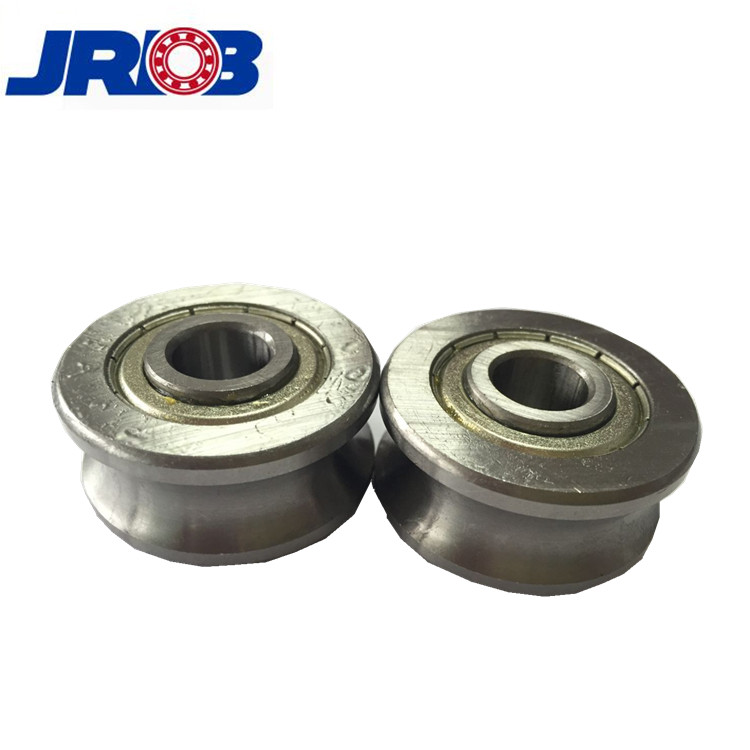 Factory price <strong>U</strong> groove LFR series bearing LFR5201-14KDD 12*40*20mm for print machinery