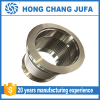 High pressure stainless steel 304 reinforced axial bellow compensator
