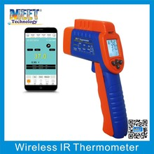 MS-WIT022 Wireless Connectivity Digital IR Thermometer -50C to 600C with Dual Laser Pointer