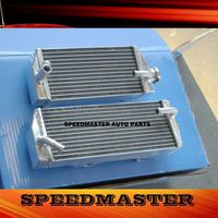 china motorcycle radiator manufacturer for KTM 125/200/250/300 SX/EXC/MXC 03-07
