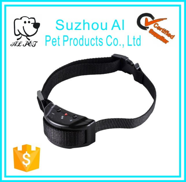 Wholesale Amazon Hot Selling Electronic Dog No Bark Shock Control Stop Collar