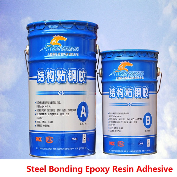 HM-120 AND HM-120M TWO COMPONENT BASED stainless steel epoxy adhesive