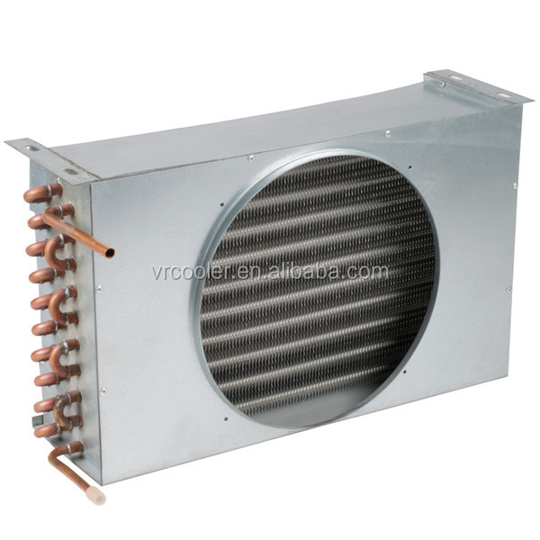 VRcooler Customized finned tube ac heat exchanger coil