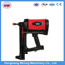 high quality powder actuated tool and gas nail driver gun with high efficiency