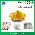High Quality Cosmetic Grade CAS 62-46-4 99.5% Alpha Lipoic Acid Powder,Alpha Lipoic Acid