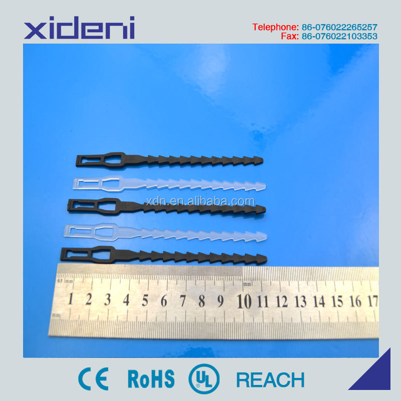 CE UL china good quality fish bone cable tie cable wrap -guangdong 3*110