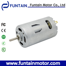 High speed high torque dc 24v motor RS775 for cordless screwdriver