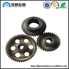 high precision cnc machining gear parts