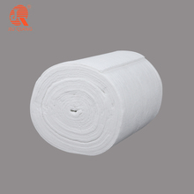 Thermal insulation ceramic fiber wool blanket for portable electric furnace