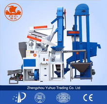 industrial rice huller