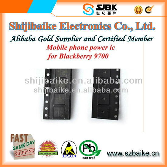 Mobile phone power ic for Blackberry 9700