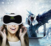 Newest 2016 Best Gift Vr Box 6.0 Version Virtual Reality 3D Glasses With Custom Design Logo for Smart Phone