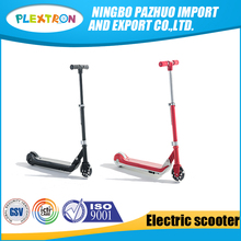 2017 New Design Factory Wholesale Cool Sport Electric Scooter with 2 battery