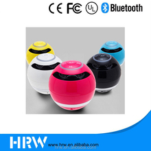 Most Popular Rechargeable Music Mini Round Bluetooth Speaker