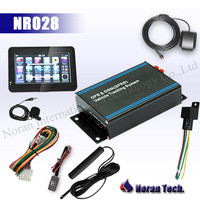 GPS Navigation advance gps vehicle tracking system with LCD screen