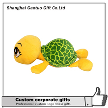 Hot sale colorful big eyes turtle plush animal turtle stuffed toy