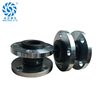 Pipeline types of pump NBR rubber flange flexible coupling applications