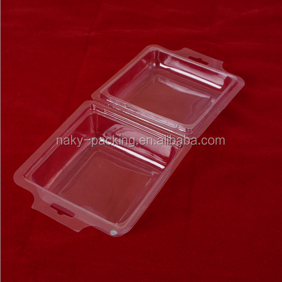 Custom made disposable food blister packing pack