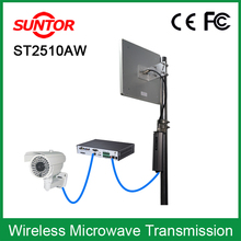 2.4GHz 25dBm wireless network bridge