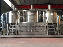 Bar/Hotel/home Draft beer brewing equipment,Hop Flavor Malt Beer Barley Beer Brewing System