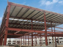 Prefabricated buildings modular buildings steel structure warehouse with prefab warehouse steel construction