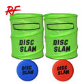 frisbee Splash Game/Spring Disc Slam Backyard Game Set