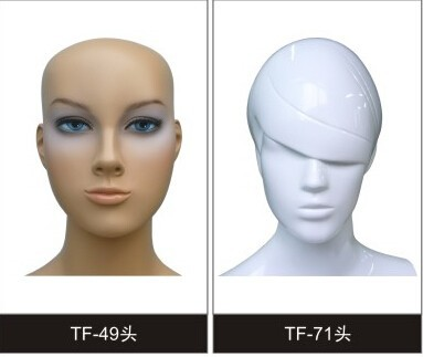 Cheap and cheap female makeup mannequin head
