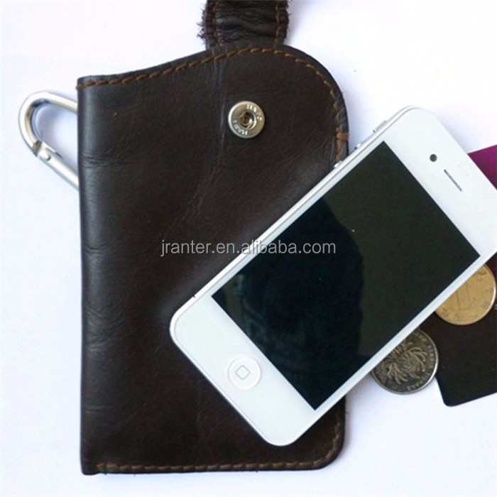 2016 Jranter for iPhone 5 Case Custom Genuine Leather for iPhone 5s Case