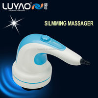 Handheld massage roller,handheld suction massager LY622B