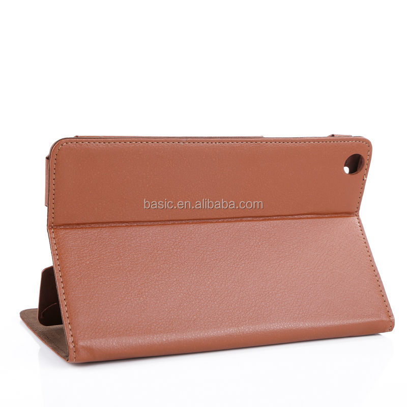 "Neppt High Quality 8 inch Lichi Tablet Protective Leather Stand Case Cover for 8"" Lenovo A5500 Quad-Core Tablet PC"