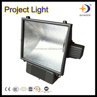 metal halogen flood light housing 1000w pricelist for garden light