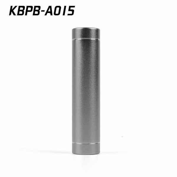 Best Quality 1000mah aluminum alloy cellphone battery charger power bank for Iphone &android
