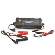 2/5/10A 12V/24V intelligent car battery charger, Car,Motorcycle,RV,Truck,Boat