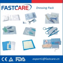 CE Approval Sterile Minor Medical Surgical Suture Kit