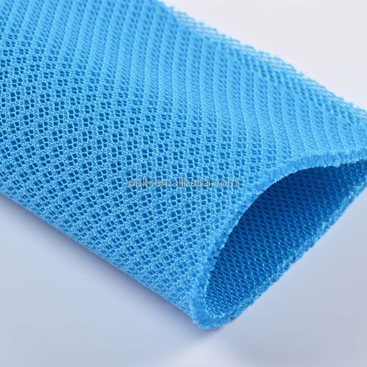cheap various 3d spacer mesh fabric for Motorcycle Seat Cover