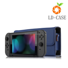 High quality leather game accessory shield cover case For Nintendo Switch