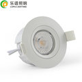 Triac Dimmable RA 92 CCT Adjustable Gyro IP44 9W Led COB Recessed Downlight Without Downlight Box