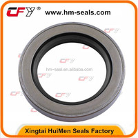 rotating shaft seals