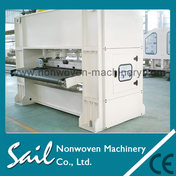 SNK Wide Fabric Nonwoven Needle Loom