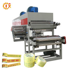 GL-1000B 1000mm width machine for bopp film printing coating slitting rewinding adhesive tape coating machine