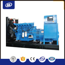 factory price AC single phase electric generator sets for gas fields