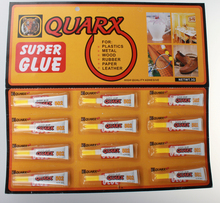 QUARX Rubber SUPER GLUE 3GRM 502