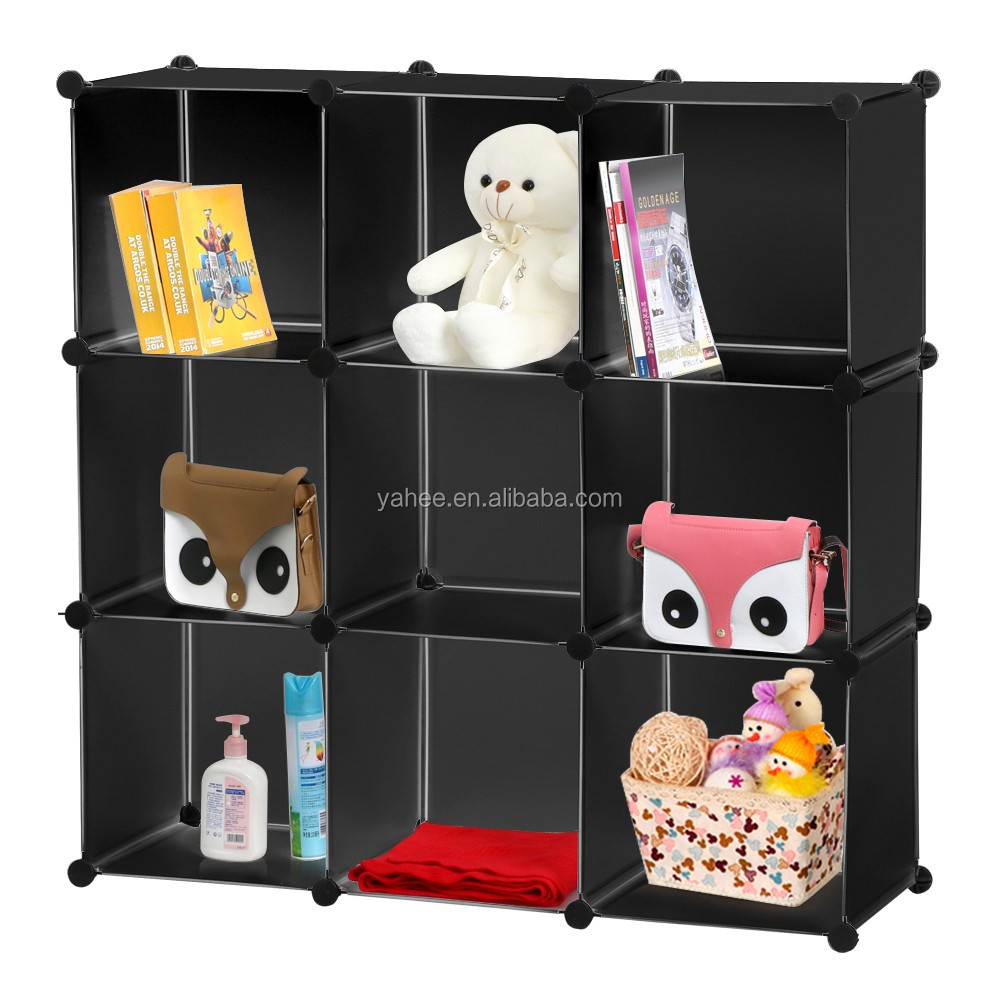 Shoe Rack Book Clothes Toys Storage Wardrobe DIY Cabinet