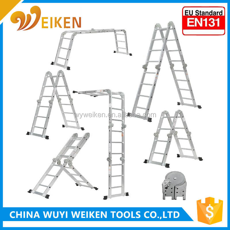 NEW Folding Work Platform Step Hop Up Bench Ladder Decorators Step Stool EN131