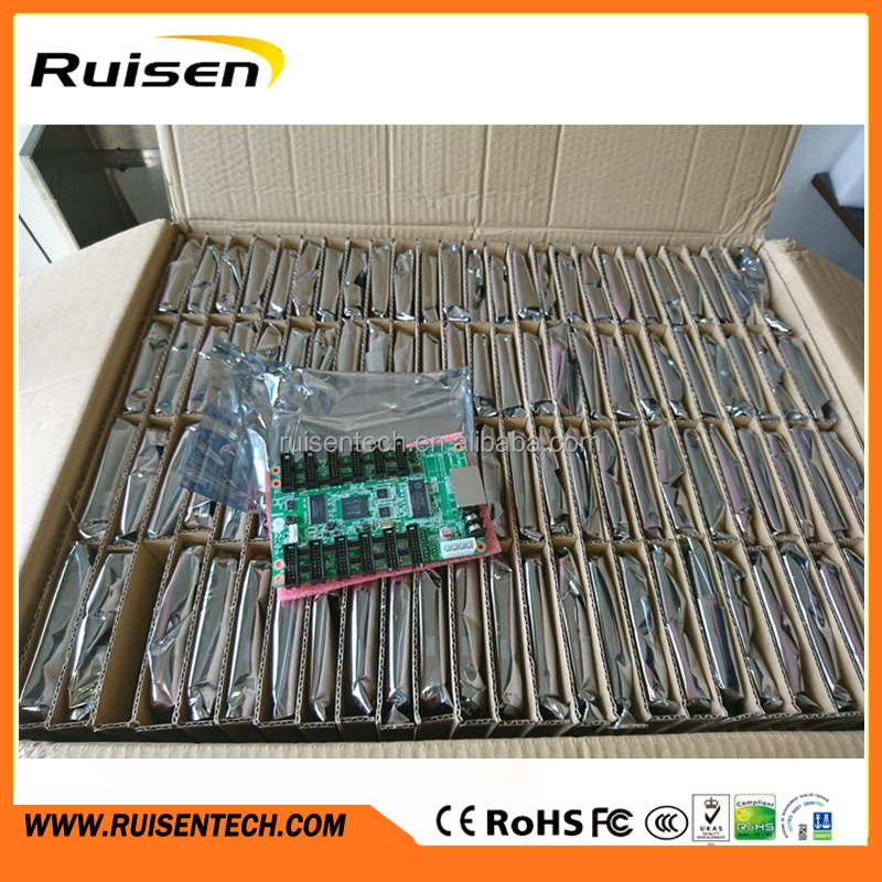CE RoHS FCC UL Certified LED Display Receiving Card Linsn RV908 RV908M32 Linsn RV901 RV902 RV905 RV907 100PCS/Carton