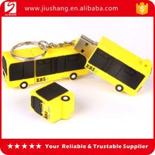 Newest truck shape pvc usb flash drive stick 2GB 8GB 16GB for promotion
