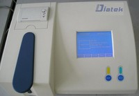 High quality clinical semi auto bio chemistry analyser